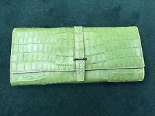 Limited Edition TUMI Genuine Crocodile Bag