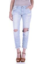 Please Boyfriend Damen-Jeans aus Denim