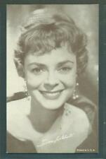 1960'S  EXHIBIT ARCADE CARD ACTRESS JUNE LOCKHART TINT LOST IN SPACE  NM