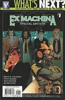 Ex Machina Comic Issue 1 Promotional Edition 2010 Vaughan Harris Feister Mettler