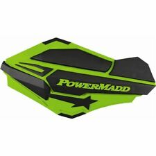 GREEN/BLACK POWERMADD SENTINAL HANDGUARDS