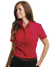 Women's Button Down Collar Cotton Tops & Shirts
