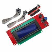 LCD 2004 Smart Controller Reprap Mendel Prusa Ramps 1.4 Imprimante 3D Arduino