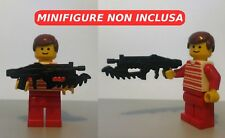 fucile Lancer di Gears Of War per minifigure - accessorio GOW arma custom sci fi