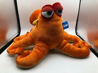 Finding Dory Nemo Hank The Octopus Disney Pixar Squid Plush Stuffed Toy Animal