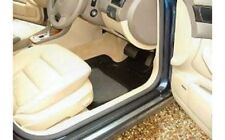 Audi A6 Estate Rubber Floor Mats with Grey Carpet Inserts