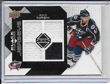 08-09 Black Diamond Rick Nash 2Clr Quad Jersey