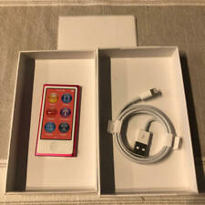 Apple iPod nano 7th Generation 16GB Pink F/S