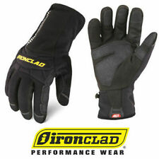 Ironclad Waterproof Insulated Winter Work Gloves 2xl