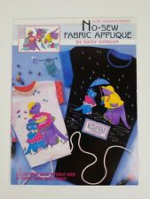 New listing Vintage 90's Daisy Kingdom - No Sew Applique Patterns - #6289 Dinosaur Friends