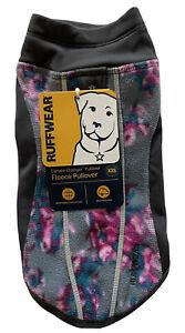 Ruffwear Climate Changer Dog Fleece Pullover Blossom Size XXS