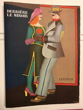 DERRIERE LE MIROIR (DLM) NO. 226 DECEMBRE 1977: RICHARD LINDNER - DELUXE, SIGNED