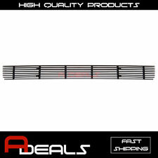 FOR TOYOTA TACOMA 2005-2011 BLACK BUMPER BILLET GRILLE INSERT