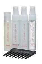 TRAVEL SIZE SYNTHETIC HAIR KIT by Jon Renau, TSA Sized Bottles + Comb