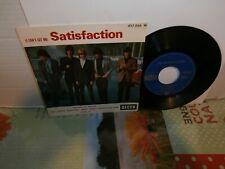 """the rolling stones""""satisfaction""""ep7"""".fr.decca:457086M DU 11/1964.BIEM"""