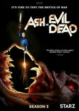 Ash Vs. Evil Dead: Season 3, New Dvds
