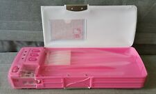 Hello Kitty - Pencil /case / box / storage - Sharpener - Back to School HK.