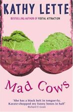 Mad Cows by Lette, Kathy Paperback Book The Fast Free Shipping
