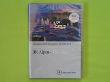 NEU CD NAVIGATION ALPEN MERCEDES BENZ COMAND APS DX 2014 C CL CLK E G M S SL NEU