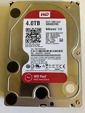 4 TB WesternDigital Red WD40EFRX