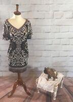 White House Black Market Mini Dress Cute Casual Women's XS (E02)
