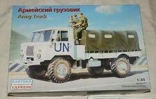 Model kit Army truck plastic 1:35