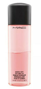 MAC GENTLY Of  EYE and LIP Makeup Remover