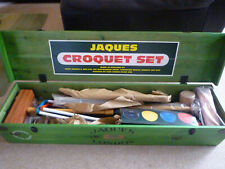 Jaques Croquet Set Millenium Ltd Edition New