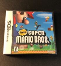 New Super Mario Bros (DS) NEW