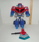 TRANSFORMERS ANIMATED ROLL OUT COMMAND SUPREME CLASS OPTIMUS PRIME