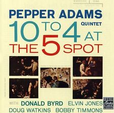 10 To 4 At The 5-Spot - Adams,Pepper (1993, CD NEUF)