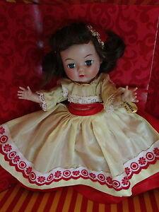 Nancy Anne Muffie C 1950-60 MIB Russia Doll Boxed in Original Condition