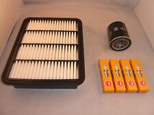 Mitsubishi Shogun Pinin 1.8 MPi Petrol Service Kit Oil + Air Filter Spark Plugs