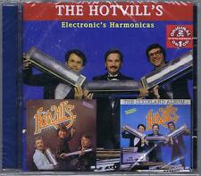 CD( NEW) ELECTRONIC'S HARMONICA THE HOTVILL'S