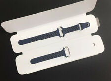 Genuine Apple Watch Strap NIKE Sport Band OBSIDIAN / BLACK 42mm / 44mm