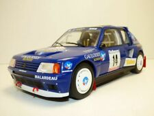 PEUGEOT 205 T16 Rallye Tour de Corse 1985 1/18 Bernard DARNICHE