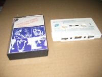 Rolling Stones Spanish Cassette Rescame Emotional Emotional Rescue