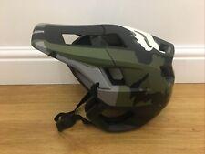 Fox Dropframe Helmet Medium Camo