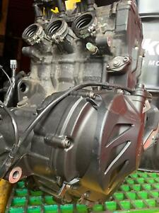 Yamaha MT-09 Complete Engine Running Low Miles MT09 900cc Triple