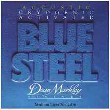 Dean markley blue steel bronze ML12-54 cryo-tech 2036