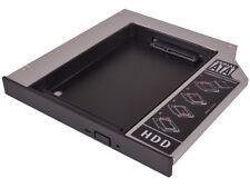 """Einbaurahmen für 2,5"""" HDDs in Multibay Laufwerksschacht SATA statt DVD"""