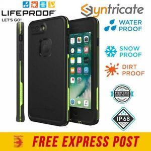 LIFEPROOF FRE 360° WATERPROOF CASE FOR IPHONE 8 PLUS/7 PLUS - BLACK/LIME