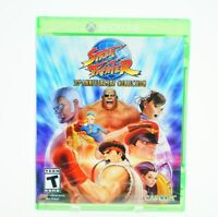 Street Fighter 30th Anniversary Collection: Xbox One [Brand New]