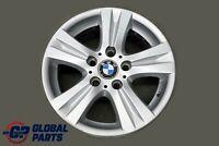 "BMW 1 SERIES E81 E87 E88 2 Wheel Alloy Rim 16"" 7J ET:44 Double Spoke 222 677969"
