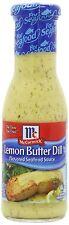 McCormick Golden Dipt Sauce, Lemon Butter Dill, 8.4-Oz Glass (Pack of 6)