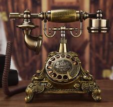 UK Vintage Antique Phone Old Fashioned Retro Handset Old Telephone Office New SB