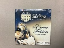 2008 Daily News New York Yankees Legacy of Greatness DVD The Center Fielders
