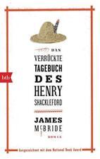 Das verrückte Tagebuch des Henry Shackleford von James McBride (2016, Taschenbuch)