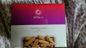 optavia fuelings HONEY MUSTARD AND ONION sticks  BUY NOW!