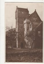 Darnick Tower Melrose Vintage RP Postcard 496a